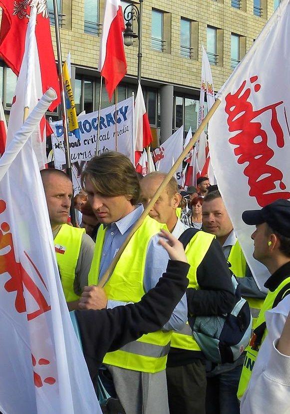 DSCN2362 A Walkowski i zatyczki Krzyska