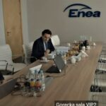 12.01.2021  Drugie posiedzenie zespołu ds. Dystrybucji w GK Enea