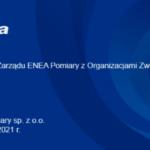 8.06.2021 Porozumienie płacowe w Enea Pomiary
